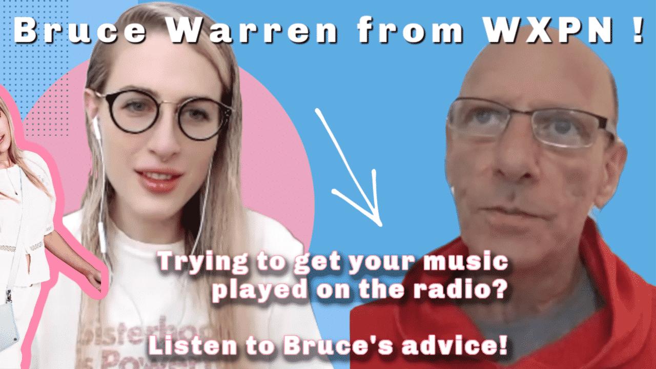 Bruce Warren from WXPN on Phila Globe