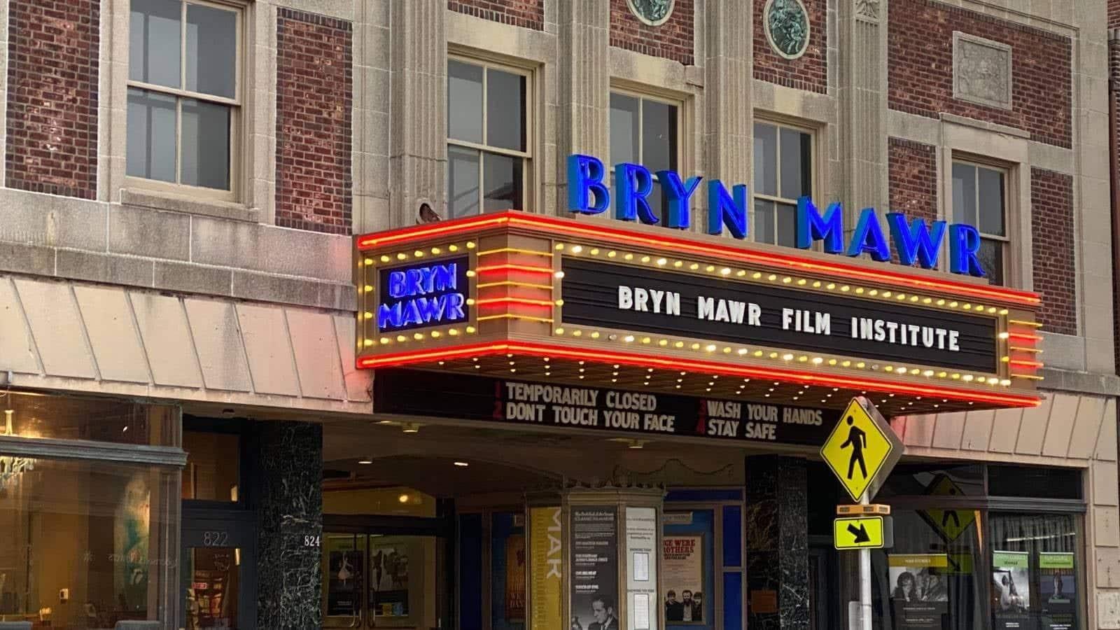 Bryn Mawr Film Institute Phila Globe 1