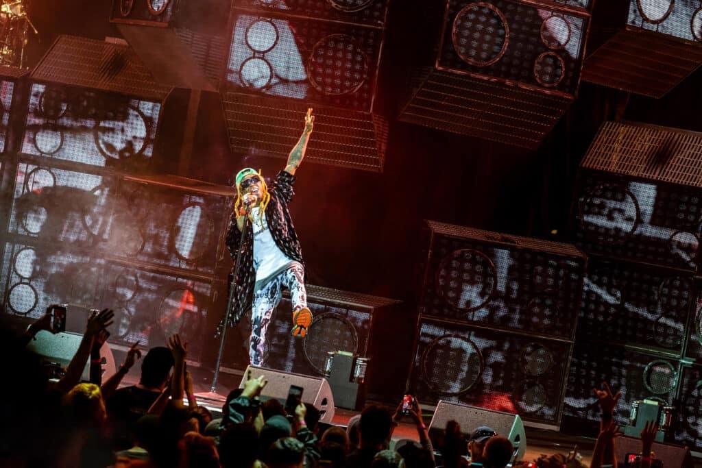Lil Wayne photo by Jen Strogatz