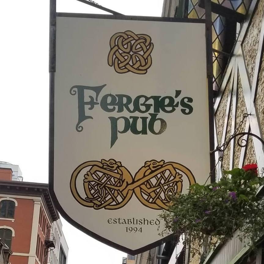 Fergie's Pub - The Philadelphia Globe
