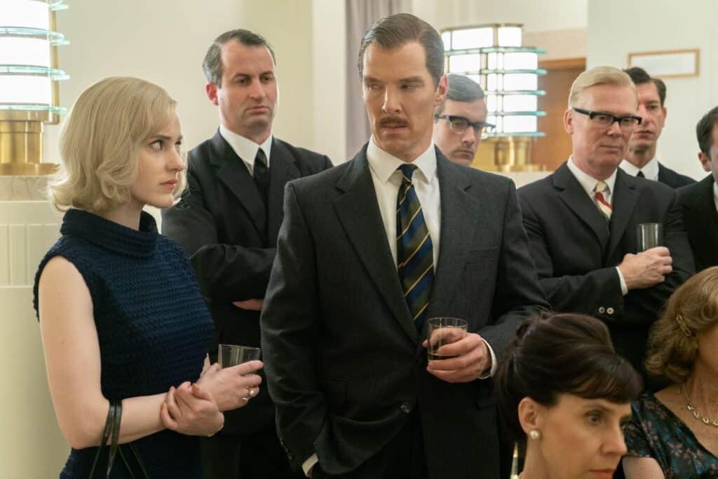Benedict Cumberbatch The Courier